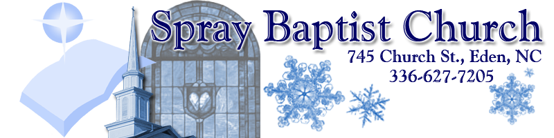 Spray Baptist Church